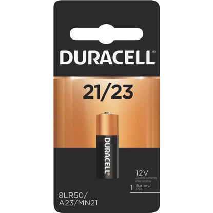 Picture of Duracell 21/23 Alkaline Battery
