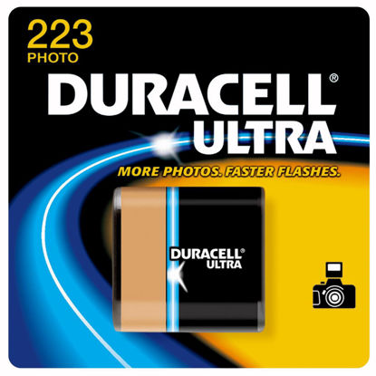 Picture of Duracell 223 Ultra Lithium Battery