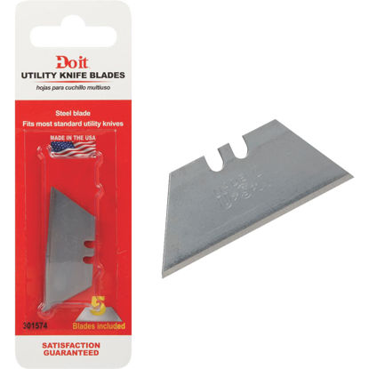 Picture of Do it 2-Point 2-3/8 In. Utility Knife Blade (5-Pack)