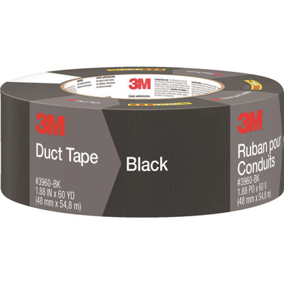 Picture of 3M 1.88 In. x 60 Yd. Colored Duct Tape, Black