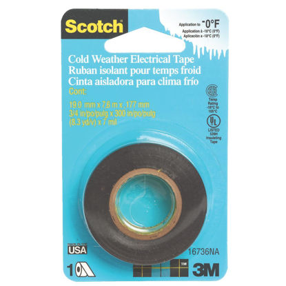 Picture of 3M Scotch Cold Weather 3/4 In. x 300 In. Electrical Tape