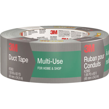 Picture of 3M 1.88 In. x 60 Yd. Multi-Use Home & Shop Duct Tape, Gray