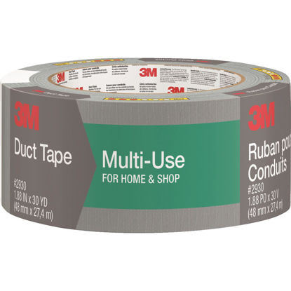 Picture of 3M 1.88 In. x 30 Yd. Multi-Use Home & Shop Duct Tape, Gray