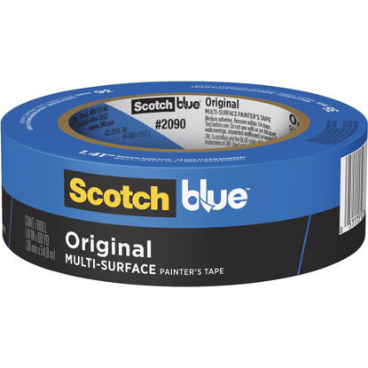 Picture of 3M Scotch Blue 1.41 In. x 60 Yd. Original Painter's Tape