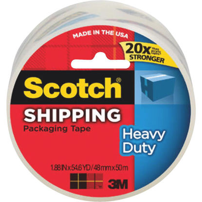Picture of Scotch 1.88 In. X 54.6 Yd. High Performance Packaging Tape