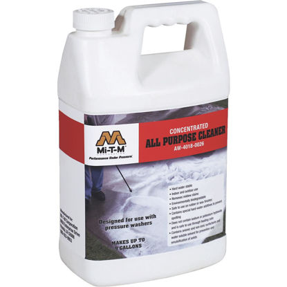 Picture of Mi-T-M 1 Gal. All-Purpose Cleaner Concentrated for Use with Pressure Washer