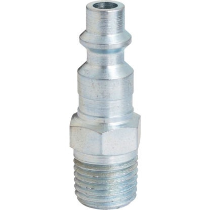 """Picture of Milton M-Style 1/4"""" Male NPT Plug (2-Pack)"""