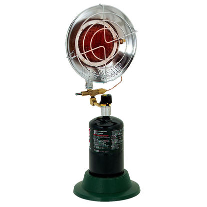 Picture of MR. HEATER 15,000 BTU Radiant Portable Tank Top Propane Heater