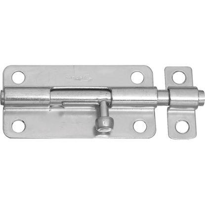 Picture of National 4 In. Zinc Steel Door Barrel Bolt
