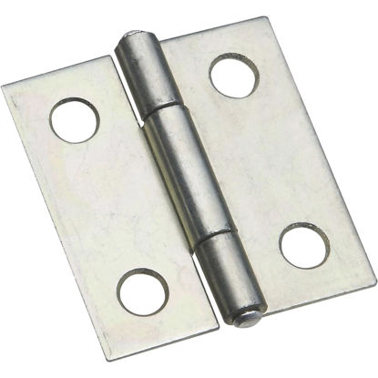Picture of National 1-1/2 In. Zinc Tight-Pin Narrow Hinge (2-Pack)