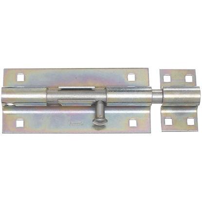 Picture of National 8 In. Zinc Extra Heavy-Duty Door Barrel Bolt