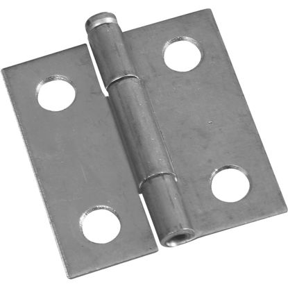 Picture of National 1-1/2 In. Zinc Loose-Pin Narrow Hinge (2-Pack)