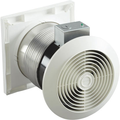 Picture of Broan 70 CFM 65 Sq. Ft. Coverage Area 3.5 Sones Wall Ventilator