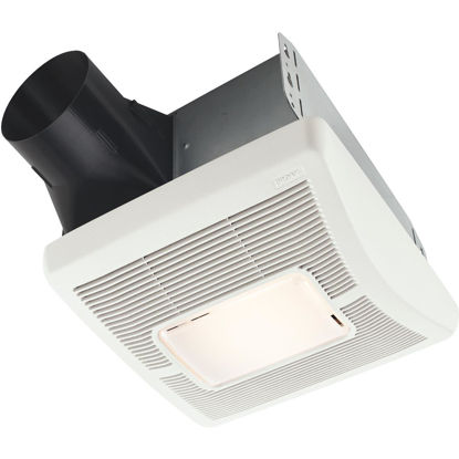 Picture of Broan 110 CFM 1.3 Sones 120V Bath Exhaust Fan with Light