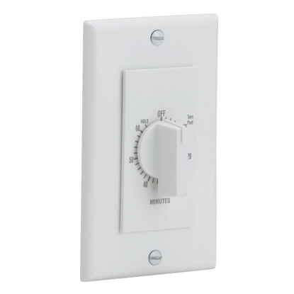 Picture of Broan White Fan Control Switch