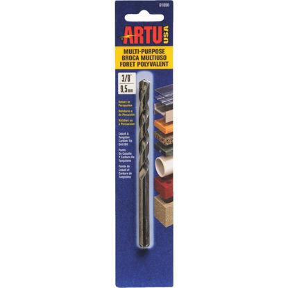 Picture of ARTU 3/8 In. Cobalt General Purpose Drill Bit