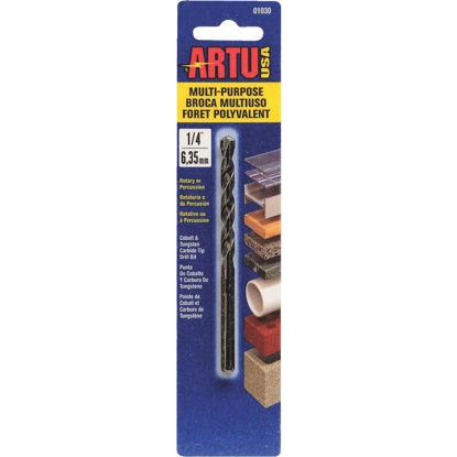 Picture of ARTU 1/4 In. Cobalt General Purpose Drill Bit