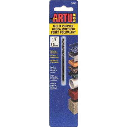 Picture of ARTU 1/8 In. Cobalt General Purpose Drill Bit