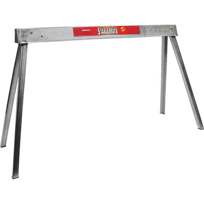 Picture of Stablemate 42 In. L Steel Folding Sawhorse