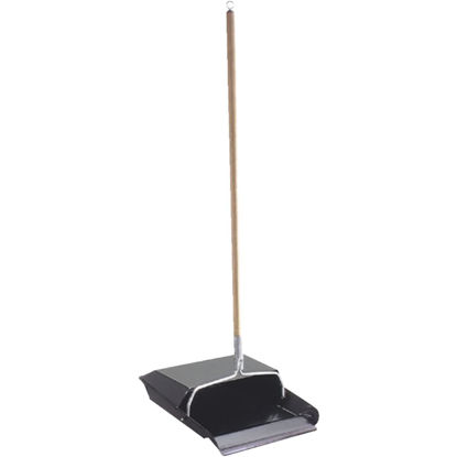 Picture of Fulton Heavy Duty 30 In. Long Handle Dust Pan with Metal Edge
