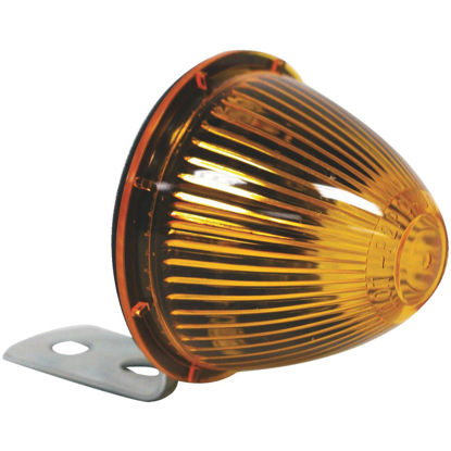 Picture of Peterson Beehive 12 V. Amber Clearance Light