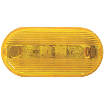 Picture of Peterson Oblong Amber 2 In. Clearance Light