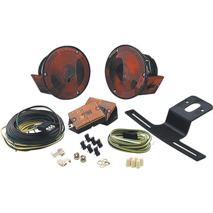 Picture of Peterson 80 In. Wide and Under Trailer Light Kit