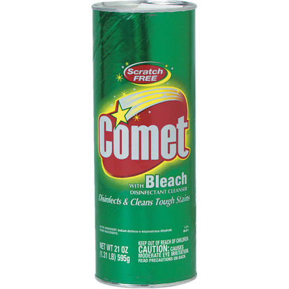 Picture of Comet 21 Oz. Powder Cleaner with Bleach