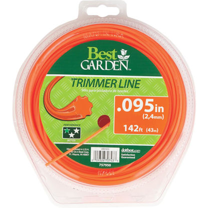 Picture of Best Garden 0.095 In. x 142 Ft. 7-Point Trimmer Line