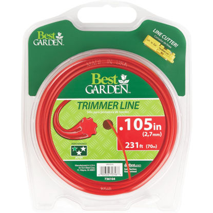 Picture of Best Garden 0.105 In. x 231 Ft. 7-Point Trimmer Line