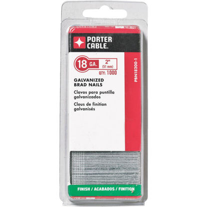 Picture of Porter Cable 18-Gauge Galvanized Brad Nail, 2 In. (5000 Ct.)