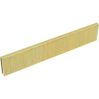 Picture of Porter Cable 18-Gauge Galvanized Narrow Crown Finish Staple, 1/4 In. x 3/4 In. (5000 Ct.)