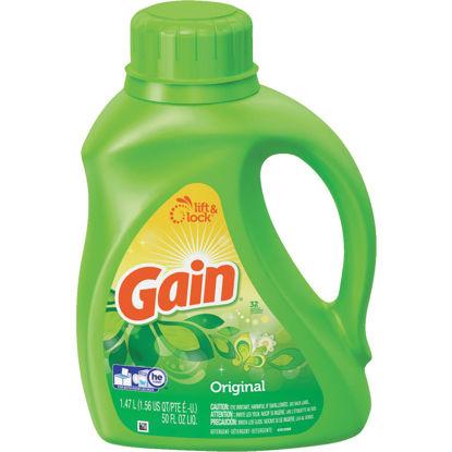 Picture of Gain FreshLock 50 Oz. 32 Load Liquid Laundry Detergent