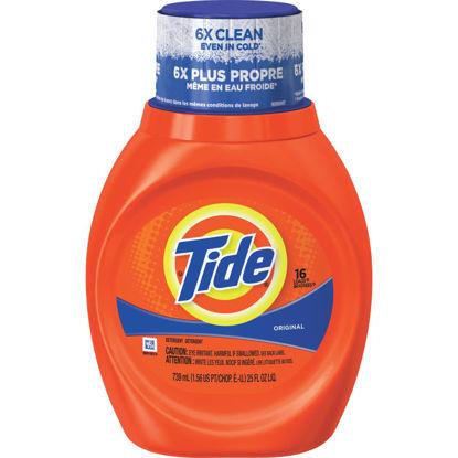 Picture of Tide 25 Oz. 16 Load Liquid Laundry Detergent