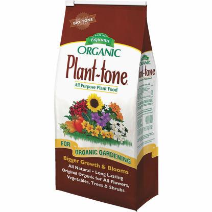 Picture of Espoma Organic 4 Lb. 5-3-3 Plant-tone Dry Plant food