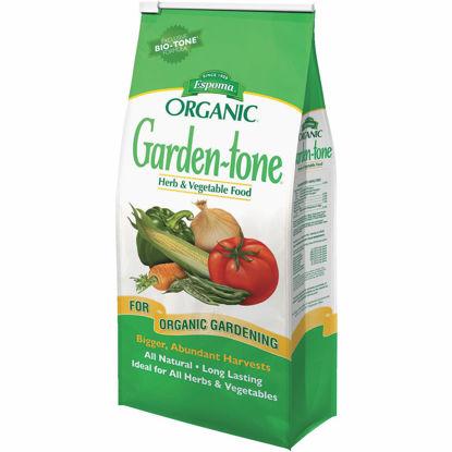 Picture of Espoma Organic 4 Lb. 3-4-4 Garden-tone Dry Plant Food