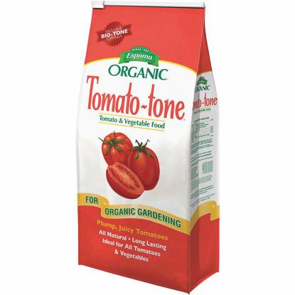 Picture of Espoma Organic 4 Lb. 3-4-6 Tomato-tone Dry Plant Food