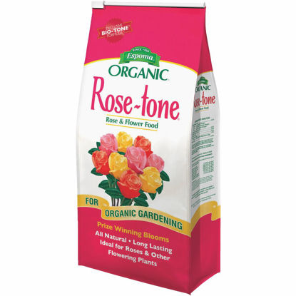 Picture of Espoma Organic 8 Lb. 4-3-2 Rose-tone Dry Plant Food