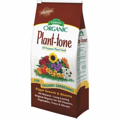 Picture of Espoma Organic 8 Lb. 5-3-3 Plant-tone Dry Plant food