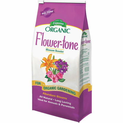 Picture of Espoma Organic 4 Lb. 3-4-5 Flower-tone Dry Plant Food