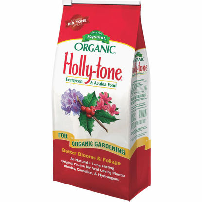 Picture of Espoma Organic 8 Lb. 4-3-4 Holly-tone Dry Plant Food
