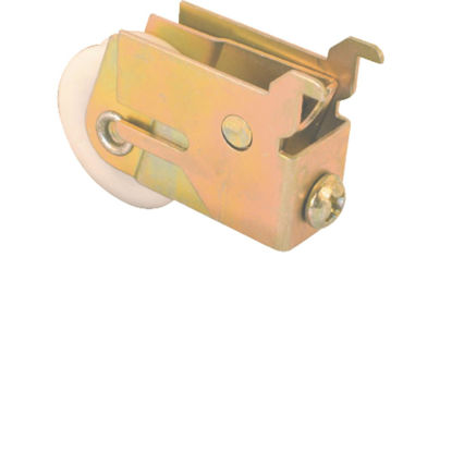 Picture of Slide-Co 1-1/4 In. Dia. x 11/16 In. W. x 1-1/2 In. L. Nylon Patio Door Roller with Housing Assembly