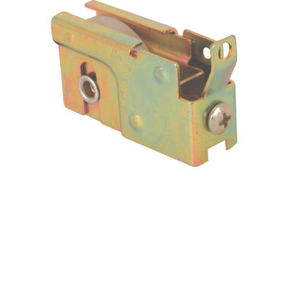 Picture of Slide-Co 1-1/2 In. Dia. x 23/32 In. W. x 5-5/16 In. L. Nylon Patio Door Roller with Housing Assembly