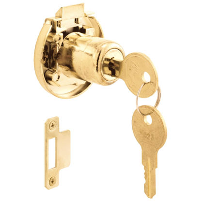 Picture of Defender Security Self-Locking Cabinet Lock