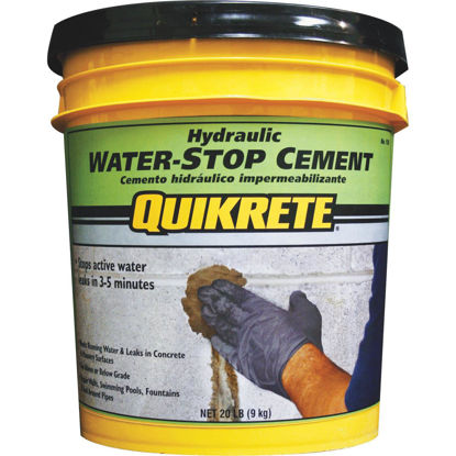 Picture of Quikrete 20 Lb Pail Hydraulic Cement