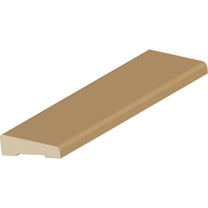 Picture of Cedar Creek WM324 11/16 In. W. x 2-1/4 In. H. x 7 Ft. L. Natural Solid Pine Modern Casing Molding