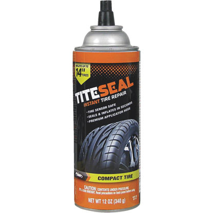 Picture of Tite-Seal 12 Oz. Aerosol Truck & SUV Tire Puncture Sealer and Inflator