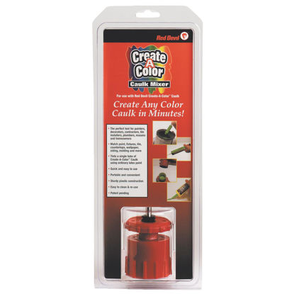 Picture of Red Devil Create A Color Standard Caulk Mixer