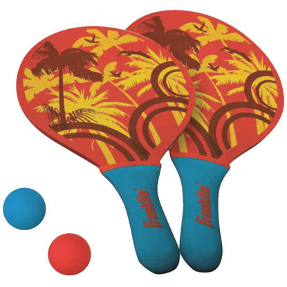Picture of Franklin 2-Player Paddleball Set