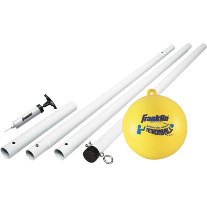 Picture of Franklin 8 Ft. H. Enameled Steel Pole Tetherball Set